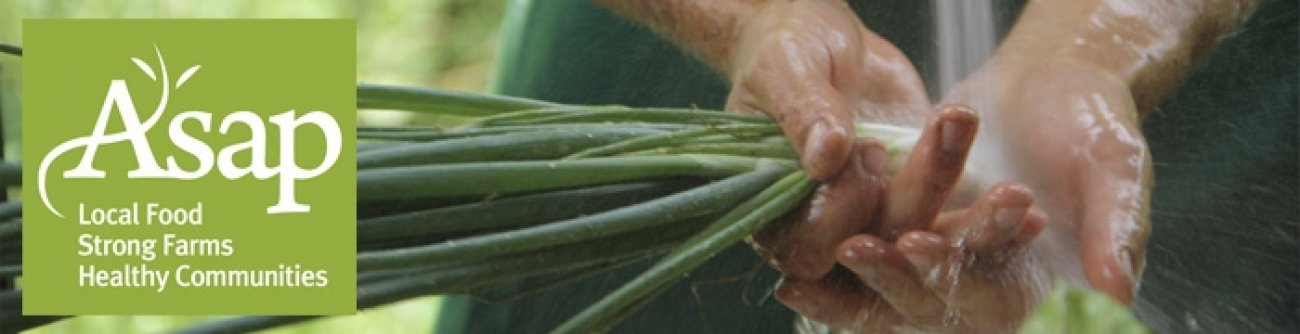 Local Food, Strong Farms, Healthy Communities